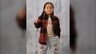 Six-year-old Nijah Eashappie modelling for 22Fresh. Nijah's mother, Tallisa, ensures that his braids are always taken care of.  (Courtesy: 22Fresh)