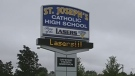 Students return to St. Joe's after outbreak