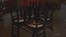 Restaurant dining room in Sudbury closed