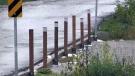 Flood warning remains in Drayton, Ayr, New Hamburg