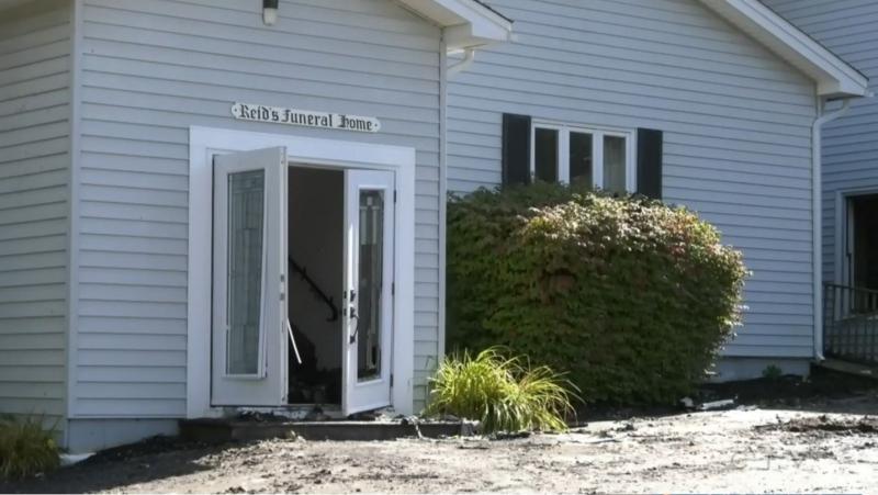 Reid's funeral home