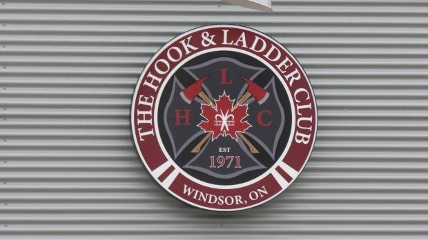 The Hook and Ladder Club in Windsor, Ont. on Thursday, Sept. 23, 2021. (Angelo Aversa/CTV Windsor)