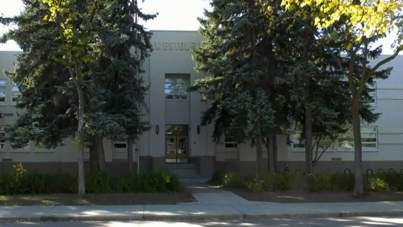 Edmonton's first school shifts to online learning