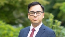 Liberal candidate Wilson Miao is seen in an image from his campaign website.