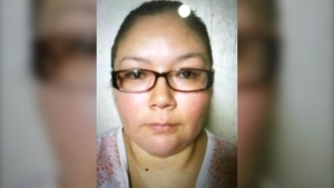 35-year-old Cora Lee Wood was last seen on Saturday, Sept. 18, 2021,  evening at a business on Selkirk Avenue in Thompson. (Source: RCMP)