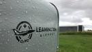 Leamington Airport in Leamington, Ont., on Thursday, Sept.23, 2021. (Michelle Maluske / CTV Windsor)