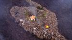 Single house spared by La Palma's volcano eruption