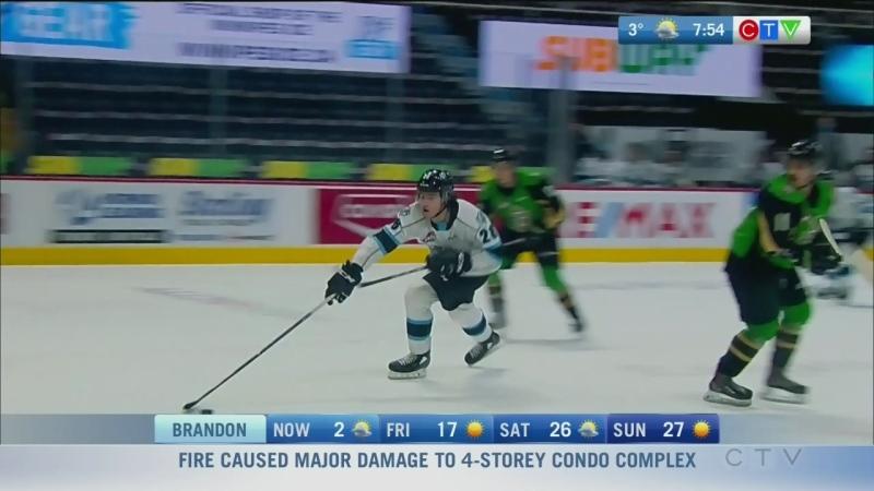 Winnipeg Ice open their WHL season next weekend