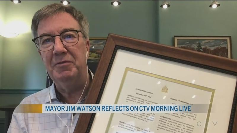 CTV Morning Live Watson Sep 24
