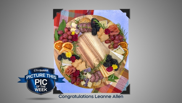 Pic of the Week: Edible creations