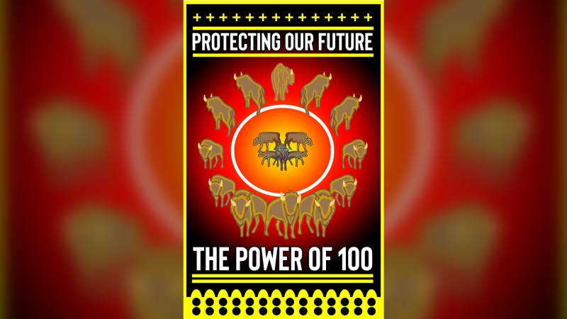 The Power of 100 will be hosting Vaxxfest at locations in Calgary and Morley in an effort to bolster vaccination rates in indigenous youth. (Facebook)