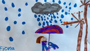 Fiona Bennett, 8 years old, Grade 4, St. Stephen in Stittsville
