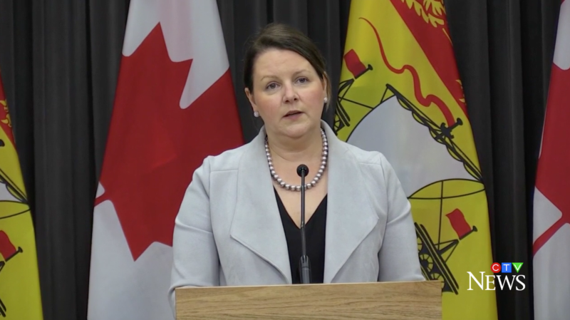 """""""We knew that there would be more cases of COVID-19 after the mandatory order was lifted at the end of July. But the pace of this fourth wave is beyond what we had anticipated,"""" said Dr. Jennifer Russell, New Brunswick's chief medical officer of health during Friday's news update."""