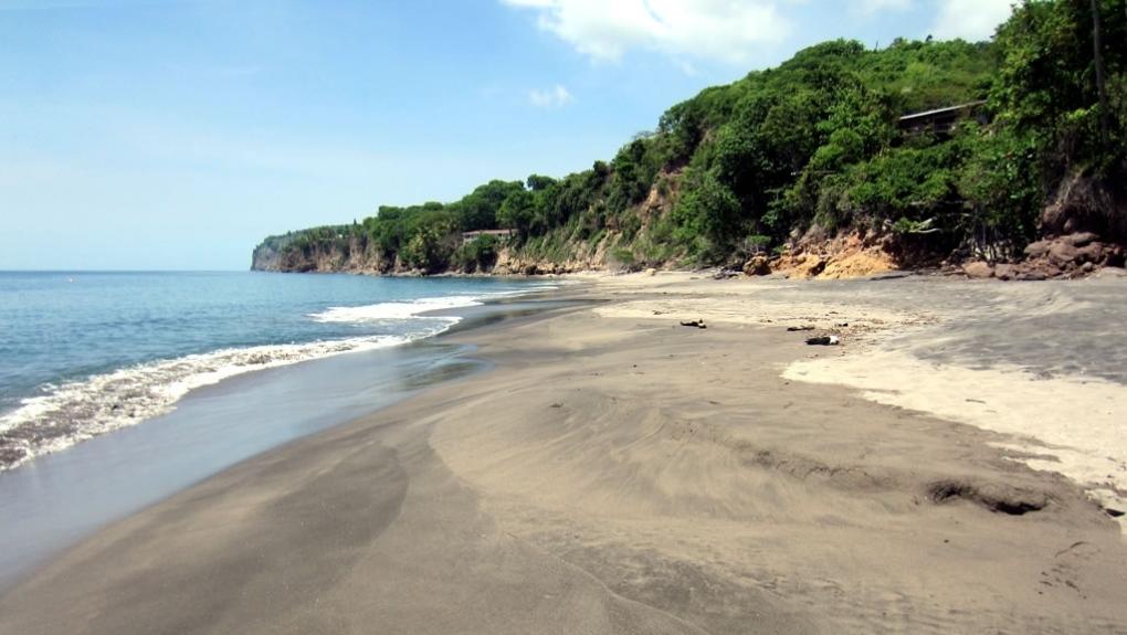 Monsterrat's Woodlands Beach