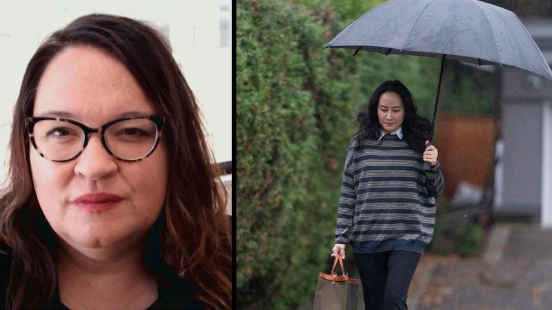 Criminal defence lawyer on Meng case