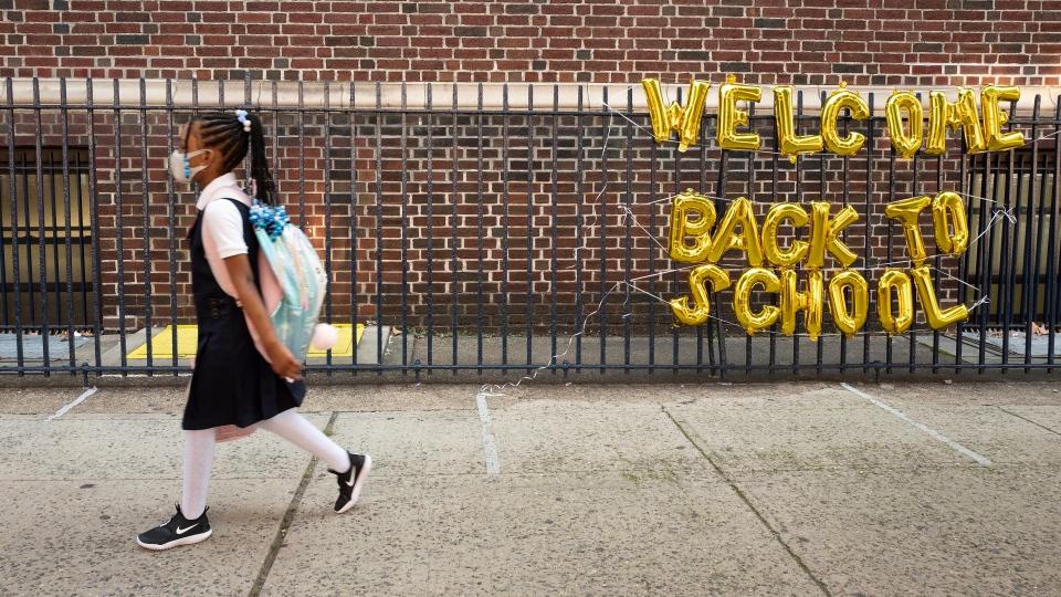 School amid COVID-19
