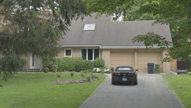 7 Knightswood Rd. in Toronto/Google
