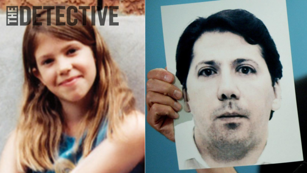 Holly Jones, left, was sexually assaulted and murdered by Michael Briere, right, in 2003. (File)