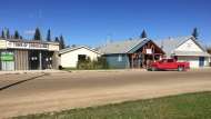 RCMP are investigating the suspicious death of a 37-year-old woman in Choiceland, Sask. (Lisa Risom/CTV News).