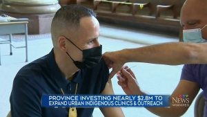 Increasing Indigenous COVID-19 vaccinations
