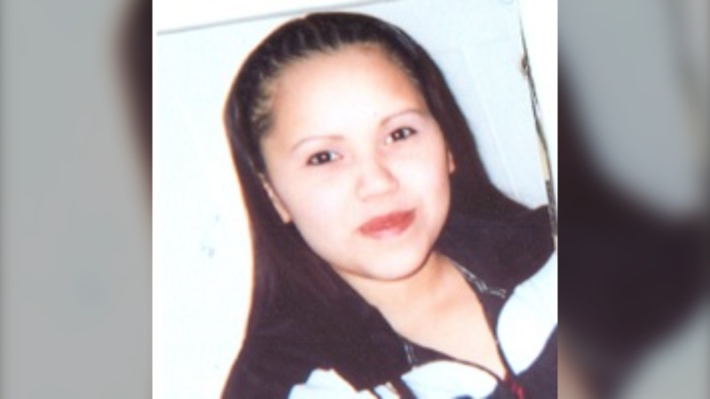 An undated photo of Danita BigEagle is posted on the Regina Police Service's Missing Persons webpage. (Source: Regina Police Service)