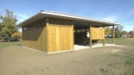 New outdoor classroom in Milestone