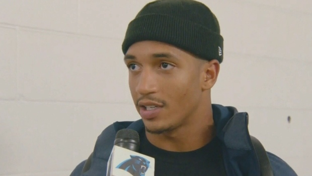 Chuba Hubbard has big chance with NFL's Panthers