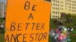 Edmontonians join worldwide climate strike