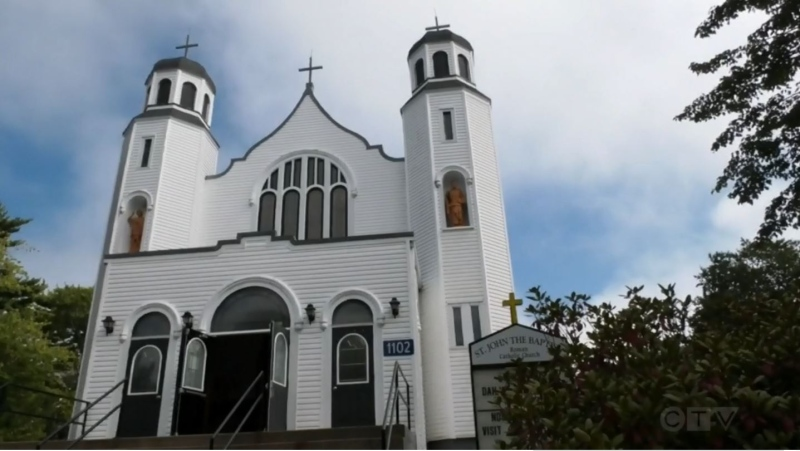 St. John the Baptist Church has been a central part of the Armdale community for nearly a century, but after mass on Sunday, it will be closing its doors.