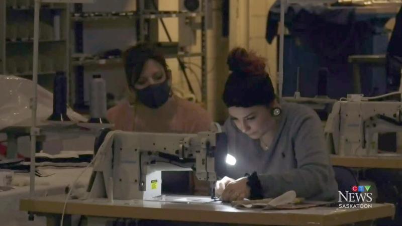 Shoe company creates change