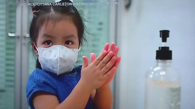 COVID-19 impacting B.C. kids