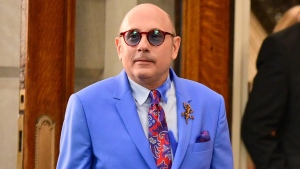 Willie Garson's family says his cause of death was pancreatic cancer. (James Devaney/GC Images/Getty Images/CNN)