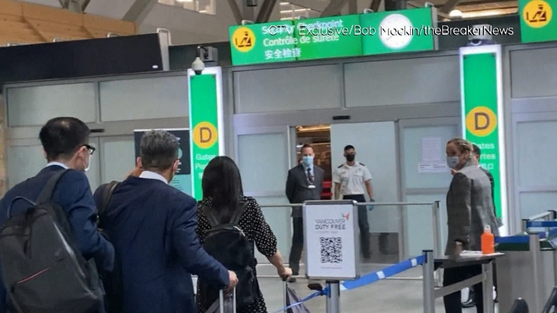 Meng Wanzhou returns to China after surprise deal