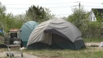The 'Homelessness Landscape In The Nipissing District' report was presented to the social services board Wednesday. The report outlines the spending and operating costs at the low-barrier shelter and the Gateway House. Sept.24/21 (Eric Taschner/CTV News Northern Ontario)