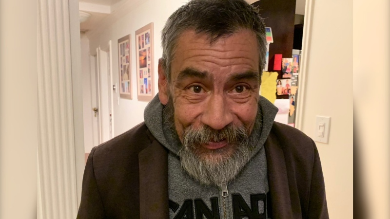 Steven Dempster, a 57-year-old who lives with schizophrenia and epilepsy, is missing, say Vancouver police. (Vancouver Police Department/handout photo)
