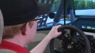 Keegan Leahy to compete in iRacing championships.