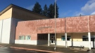 École Poirier Elementary School in Sooke is seen in this image from its website.