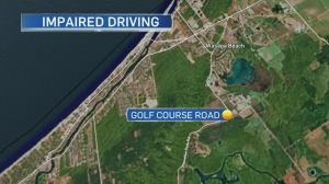 One man is facing an impaired driving charge while allegedly driving his e-bike while intoxicated in Wasaga Beach.