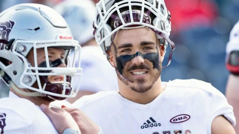 Honour for Gee-Gees player