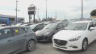 Low supply and high demand driving up car prices