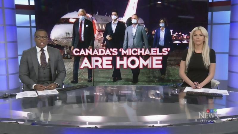 CTV News Ottawa at Six for Saturday, September 25