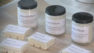 Local business creates naturally scented candles
