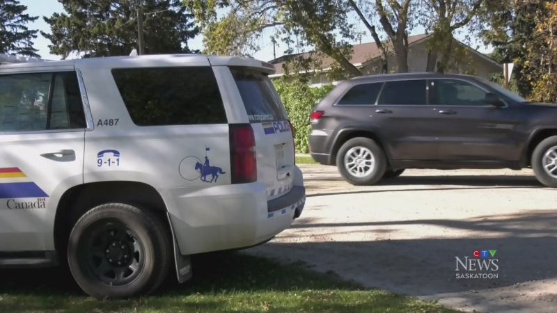 A woman was found dead at a home in Choiceland on Sept. 24.