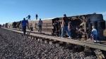 At least 3 killed in train derailment in Montana