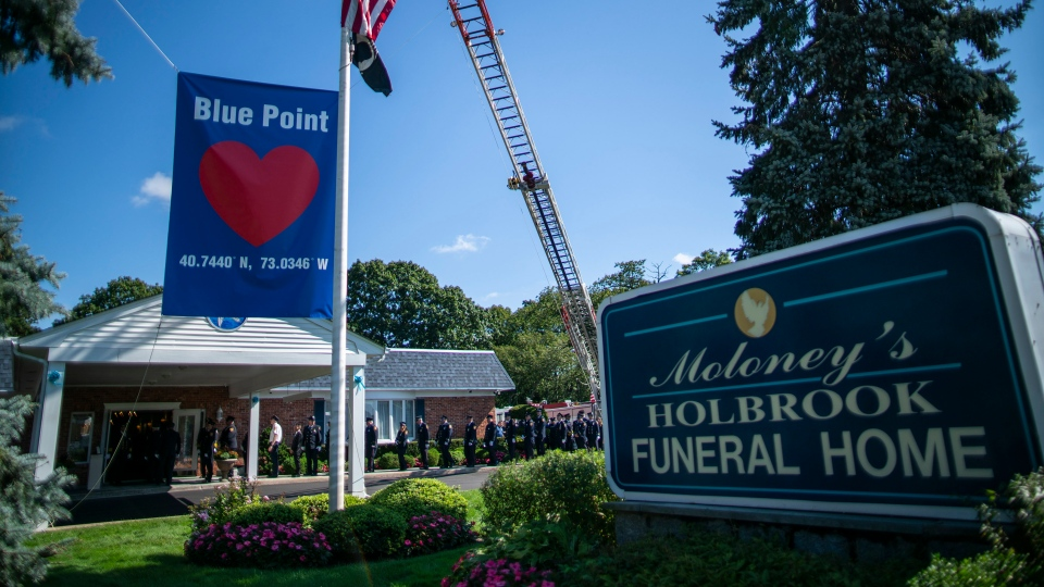 Gabby Petito funeral service