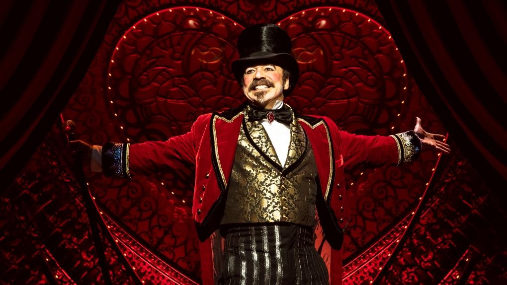 Tony Awards - Moulin Rouge
