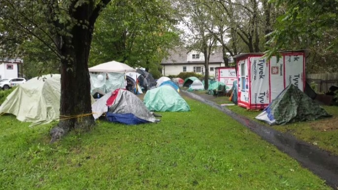 Park being turned over to residents after city says no tenant will be evicted.