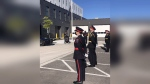 Police memorial service held in Barrie