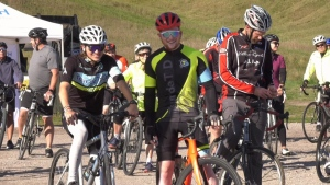 Cycling to support type 1 diabetics