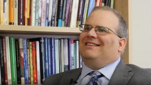 Daniel Beland, political scientist from McGill University. SOURCE: McGill